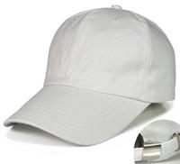 gros casquette de baseball Blank langue canard plaine langue canard coton uni coréenne simple étoile réglable chapeau Snapbacks Caps casquette pas cher casquette chapeaux