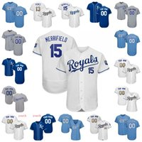 Royals Whit Merrifield Jersey Kansas City Bo Jackson George ...
