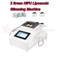 1.5mm 3.0mm 4.5mm HIFU 피부 회춘 주근깨 제거 성형 수술 8mm와 13mm 체중 감소 온천장 미용실 아름다움 equipm를 체중을 줄이는 Liposonix 몸
