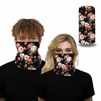 Sun Shade Face Scarf Outdoor Sports Bicycle Riding Headband ...
