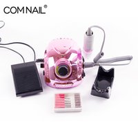 65W Colorful Electric Nail Drill Nail Manicure Machine Appar...