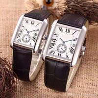 Casal de moda Hot amantes relógios casuais homens vestido da senhora assistir Números Roma quartzo Relógios de pulso para o relógio das mulheres dos homens reloj melhor presente