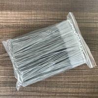 200 * 50 * 7 mm 200 * 50 * 10 mm Mango de acero inoxidable Pajas de beber Cepillo de limpieza Tubo Tubo biberón Taza Reutilizable Herramientas de limpieza del hogar