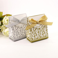 50pcs Gift Box Vine Wedding Party Decoration Sweets Gift Can...