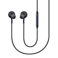 좋은 품질 S8 헤드셋 정품 블랙 이어폰 형 헤드폰 EO-IG955BSEGWW 이어폰 핸즈프리를 들어 삼성 갤럭시 S8 S8과 OEM 이어폰