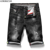 fb6f749a68 New Arrival. AIRGRACIAS 2019 New Arrive Shorts Men Jeans Brand-Clothing  Retro Nostalgia Denim Bermuda Short For Man ...