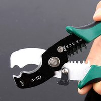 """Vendita calda Multi Tool 8 """"Wire Stripper Cable Cutting Scissor Stripping Pliers Cutter 1.6-4.0mm Utensili a mano"""