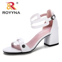 ROYYNA 2020 New Designer Summer Sandals For Women Fashion Wo...