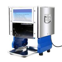 Beijamei Portable Viande commerciale Sancing Machine Électrique Petite Viande Slicer Cutter Dicer Utilisation pour Home Restaurant