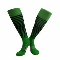 20 21 alti al ginocchio in cotone sport calcio calzini 2020 2021 bambini per adulto calzini tubi asciugamano calcio 3e20Thicken