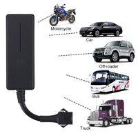 Carro GPS Acessórios Motorcycle Vehicle Tracker GSM GPRS Anti-perdido Monitor Tempo real Rastreamento Dispositivo RF-V03GPS Truck