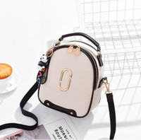 2019 Designer Shell Handbags Alta qualità Ladies PU Leather Borse a mano Fashion Cross Body Bags Borse donna di lusso