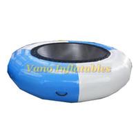 3M نفخ الترامبولين المياه طارد للأطفال الصغار عالية الجودة نطاط البلوز المياه معدات لعبة مضخة شحن مجاني مجاني