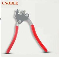 QF-2 1 шт. Красный с пластиковым покрытием рукоятка уплотнения свинца уплотнения плоскогубцы суппорты для уплотнения счетчик воды противоугонные уплотнения