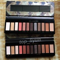New Brand RELOADED 12 colors Eye shadow palette NUDE Matte s...
