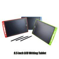 Fast 8,5 Zoll Writing Tablet Zeichenbrett Tafel Handschrift Pads Geschenk für Kinder Paperless Notepad Tablets Memo mit aktualisierten Pens DHL
