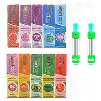 Green Smart Carts 510 Ceramic Cartridge Packaging E Cigarett...