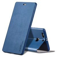 X- Level Luxury Business PU Leather Case for Huawei P9 P10 Pl...