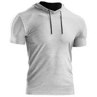 314-Männer Wölfen Kinder Tennis Hemden Sportswear Training Polyester Laufen Weiß Schwarz Blu Grau Jersey S-XXL Outdoor Kleidung