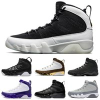Jumpman 9 Bred Men Basketball Shoes 9s IV 9 black Anthracite...