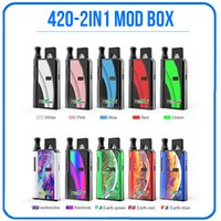 100% Original Kangvape Th420 2in1 Box Mod Kit 650mAh Pre- hea...