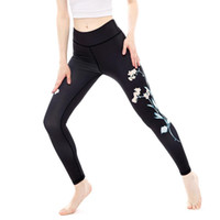 Sport Leggings High Waist Compression Pants Gym Clothes Sexy...