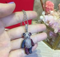 Engagement Bijoux Collier femme chaîne panda mignon Collier Bijoux Fashion Collier Femme Cadeau