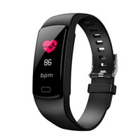 Smart Bracelet Y9 Heart Rate blood pressure Watch Smart Wris...