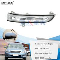 ZUK Rückzugssignal LED-Licht Außenspiegellampe Repeater für Nissan Nissan Teana 2008-2012 Maxima Altima J32 2009-2013