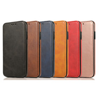 Для iPhone Xs Max XR X 8 7 Pus кошелек чехол роскошный PU кожаный держатель сотового телефона мягкая крышка TPU слот для кредитных карт