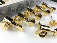높은 품질 골드 기타 튜닝 페그 잠금 튜너 일렉트릭 기타 기계 헤드 튜너 JN-07SP (포장 포함)