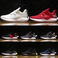 Mens Alpha rimbalzo Esegui scarpe sportive Trainer Sneakers Marchio del designer Kolor Alphabounce Beyond Running Shoes Taglia 7-11