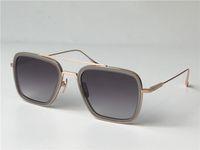Top Quality 006 occhiali da sole da uomo per le donne uomini occhiali da sole in stile moda protegge gli occhi UV400 Lens GAFAS DE SOL con scatola