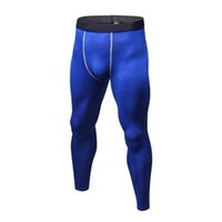 Winter Plus Velvet Male Jogger Pants Gym Fitness Training Ru...