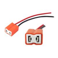 Leewa Groothandel Auto Auto Keramische H7 Socket H7 Lamp Houder H7 Connector # 5466