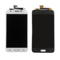 En gros Pour Samsung Galaxy J5 Prime / G570 / G570F LCD Écran Tactile Affichage Digitizer Assemblée Meilleure Qualité LCD Remplacement Livraison Gratuite DHL