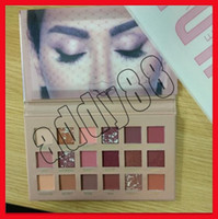 2018 Newest Arrival Beauty eye Makeup Palette New NUDE 18 Co...