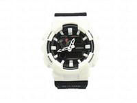جديد وصول AX العلامة التجارية الرجال ساعة اليد ، الرياضة عرض مزدوج GMT الرقمية LED reloj هومبر العسكرية ووتش relogio masculino المراهقين