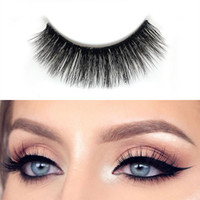 5 Pairs H10 Eyelash Natural long 3D Faux Mink lashes Thick H...