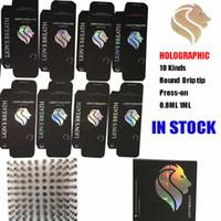 라이온스는 호흡 세라믹 Vape 카트리지는 빈 Vape 펜 510 실 카트리지 E 담배 Vape 카트 0.8 ㎖ 1ml의 두꺼운 기름 분무기 포장