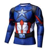 남자 축구 유니폼 스포츠 티셔츠 긴 소매 좋은 품질 온라인 판매 새로운 스타일 16