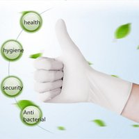 Guanto Professione 100pcs isolamento guanti monouso nitrile Prevenire Splash di sicurezza di protezione per la pulizia J4ki