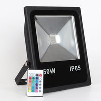 Dimmable Outdoor Color Changing Lights with Remote10W- 200W I...