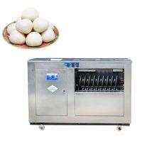 Paslanmaz Çelik hamur bölücü ve Buğulanmış ekmek şekillendirme makinesi hamur topu yapma makinesi Satılık ekmek Pizza otomatik hamur bölücü