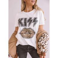 Kadınlar için Tasarımcı Tişörtleri Yaz Moda Harfler Baskılı Tees Tops Bayan Marka Gevşek Rahat T-Shirt Bayanlar Lüks T Shirt Toptan