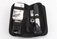 Multi Funktion Fahrrad Werkzeuge Fahrrad Reparatur Kit Anzug Werkzeuge Sammeln Tragbare Taschen Schraubenschlüssel Pumpe Wesentlich Für Outdoor Radfahren 19pgG1