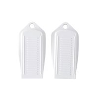 2pcs set New Design Rubber Door Stopper Child Safety Gate Gu...