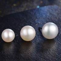1 Pair Sell Jewelry New Brand Design Gold Color Pearl Clip E...