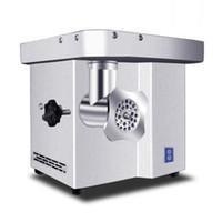 1100W Elektro-Desktop-Fleischwölfe Wurstfüllhorn Fleischwolf Schwere Edelstahl-Duty-Haushalt Küche Fleischwölfe