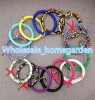 serape leopard sunflower leather bracelets keychains for wom...